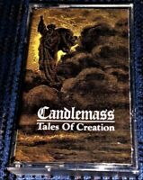 Candlemass – Tales Of Creation. Cassette Tape Plays Well. Metal Mind