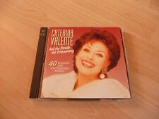Doppel CD Caterina Valente - Auf der Straße der Erinnerung - 40 Songs - 1996