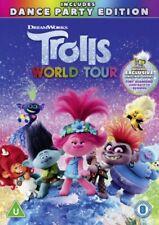 Trolls World Tour - DVD Region 2