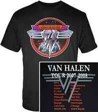 Van Halen Circle Logo 2007 2008 Tour Shirt - 3Xl New Official Xxxl Classic Roth
