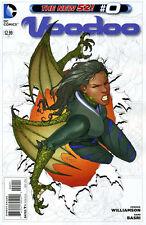 Voodoo #0 Unread New Near Mint New 52 DC 2011