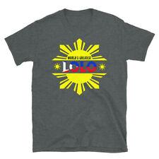 World's Greatest Lolo Filipino Grandpa Philippines Pinoy Family Unisex T-Shirt