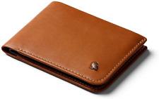 Bellroy Hide  Seek Wallet (Slim Leather Bifold Design, RFID Protected, Holds 5-