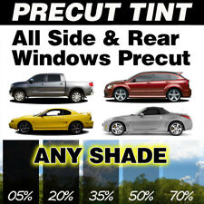 Precut Window Tint for all Side and Rear Window Glass any Tint Shade