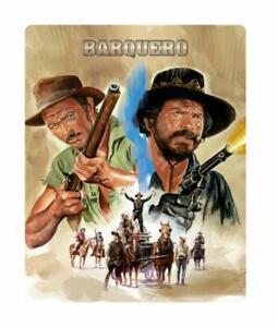 Barquero [Blu-ray Steelbook/Novobox /NEU/OVP] Lee Van Cleef, Warren Oates, Forre