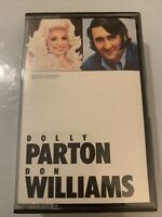 Giants of Country 3 - Dolly Parton / Don Williams  Cassette Tape (1985)Excellent