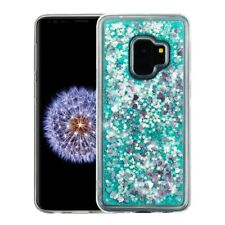 for Samsung Galaxy S9 G960 Quicksand Liquid Glitter Skin Case Cover+PryTool