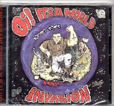 V/A - Oi! It's A World Invasion Volume 3 CD