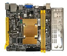 ITX Biostar A68N 5000 Quad core Radeon graphics USB 3.0 HDMI MOTHERBOARD CPU