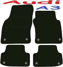 AUDI A3 SPORTBACK LHD Deluxe qualità su misura tappetini 2012 2013 2014 2015 2016