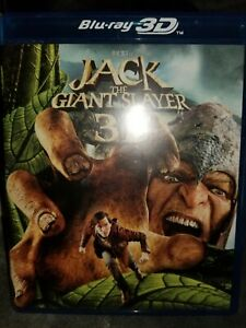 Jack The Giant Slayer 3d Dvds For Sale In Stock Ebay