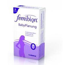 FEMIBION Babyplanung 0 Tabletten 56 Stück f. 8 Wochen PZN 11515078 + GRATISPROBE