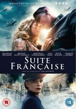 Suite FRANCAISE 2015 DVD Ww2 Film