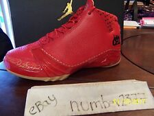 NEW Nike Retro 2016 Air Jordan XX3 23 Chicago Chi Town Red size 10.5