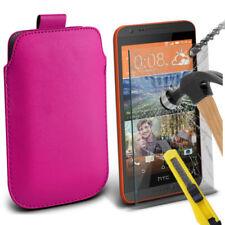 Cover e custodie rosa per HTC Desire 620