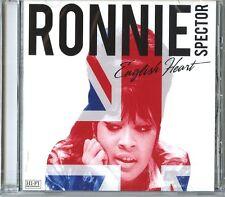 SPECTOR RONNIE - ENGLISH HEART  - CD NUOVO SIGILLATO