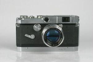 Canon VT con Serenar 50mm F/1.8