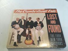 Lost & Found: The 1964 New York Sessions by The Cumberland Trio (CD, Aug-2013)