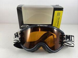 Smith Optics Challenger OTG Snowboarding Ski Goggles Junior Series Youth NICE