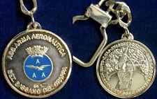 Portachiavi Keyring Aeronautica Bassano del Grappa 1987 con smalti #190