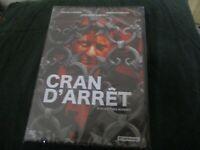 "RARE! DVD NEUF ""CRAN D'ARRET"" Bruno CREMER, Renaud VERLEY / Yves BOISSET"