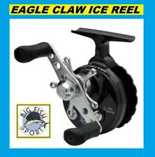 EAGLE CLAW Inline Ice Reel #ECILIRB FREE USA SHIPPING NEW Crappie, Bass, Panfish