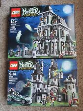 Lego Monster Fighters 10228 9468 Haunted House & Vampyre Castle