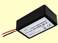 1 pc. Filter 20A  Noise Suppressor Filter 20A  Entstörfilter  Vmax: 16V NEW  #WP