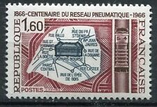 STAMP / TIMBRE FRANCE NEUF LUXE ** N° 1498 ** POSTE PNEUMATIQUE A PARIS