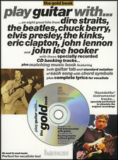 Play Guitar with The Gold Book Dire Straits Chuck Berry Beatles Kinks Clapton