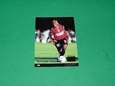 SYLVAIN WILTORD FOOTBALL CARD 1996-1997 STADE RENNES PANINI ROOKIE