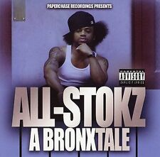 FREE US SHIP. on ANY 2 CDs! ~Used,VeryGood CD All-Stokz: Bronx Tale