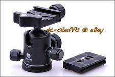 Benro B0 Camera Ball Head & QR Plate Package suit ArcaSwiss