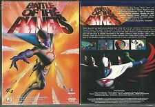 BATTLE OF THE PLANETS COLLECTION 2 NEW 3 DVD BOXED SET 17 GREAT EPISODES 400 MIN