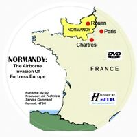 NORMANDY: THE AIRBORNE INVASION OF FORTRESS EUROPE D-DAY (DVD) (NTSC)