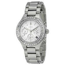 DKNY Chambers Silver Dial Stainless Steel Ladies Watch NY2258