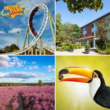 Lüneburger Heide Familien Kurzurlaub 3* Hotel Walsrode Nähe Heide Park 3-4 Tage