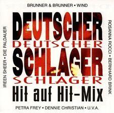 Hit auf Hit-Mix-Deutscher Schlager (1997, Koch Präsent) Wind, Moonbeats, .. [CD]