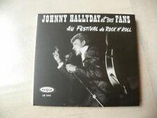 CD de musique emballés Johnny Hallyday