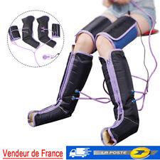 Air Compression Leg Massager Circulation Électrique Jambe Pour Pied Thérapie