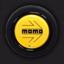 JDM OEM MOMO Steering Wheel Horn Button YELLOW HB-03 TOYOTA JAPAN F/S