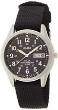 Alba Men's Watch Solar Hard Rex 10 Water Pressure AEFD557