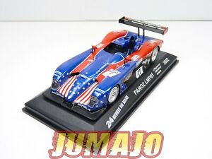 24H7 Macchina 1/43 IXO 24 Ore le Mans : Panoz LMP01 Brabham 2002 #11
