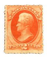 1875 US STAMPS #178 MINT OG H