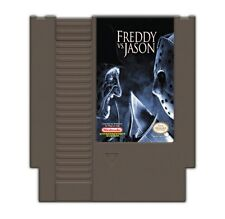 Freddy vs Jason nes game english