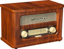 MADISON  MAD-RETRORADIO NOSTALGIERADIO Bluetooth UKW TUNER 2 x 10 Watt Radio