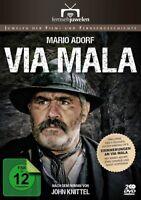 VIA MALA (1-3) - TOELLE,TOM  2 DVD NEUF