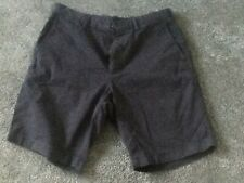 MENS CHINO SHORTS SIZE 33-36 BY UNIQLO NAVY
