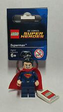 Brand New Lego - Superman (Movie) Keyring (2016) - Superheres - 853590