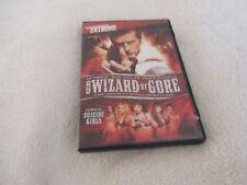 Wizard Of Gore (DVD, 2008)-Crispin Glover-Bijou Phillips-Suicide Girls
